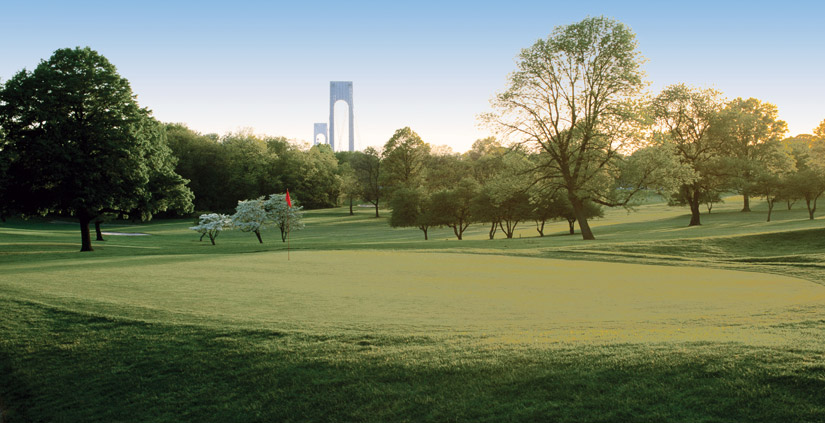 Tee Times at Dyker Beach Golf Club: Brooklyn, New York