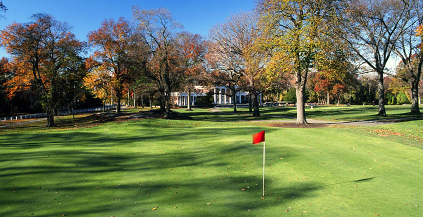 Tee Times at Pelham/Split Rock Golf Course: Bronx, New York